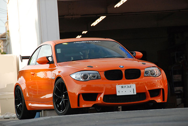 BMW 1-Series M Coupe в тюнинге Studie